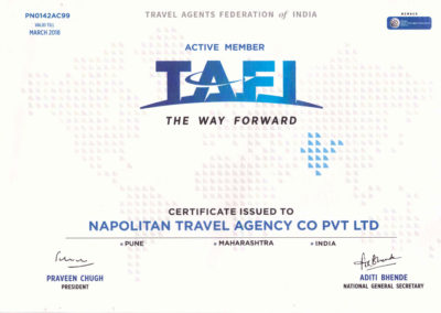Travel Agents Federation of India