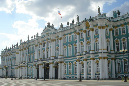 Russia – Two Imperial Capitals