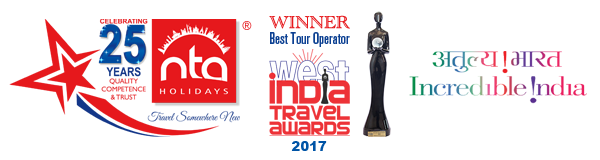 NTA Holidays Pune Best Tour Operator Awards winner 2017